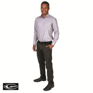 PLAIN MEN'S AND LADIES LOUNGE SHIRT