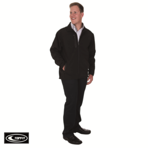 MEN'S FROSTY SOFT SHELL JACKET