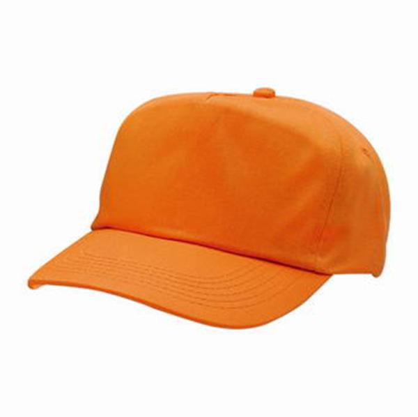 5 PANEL COTTON MAGNUM CAP WITH FLAP INSIDE