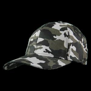 SPANDEX CAMO CAP