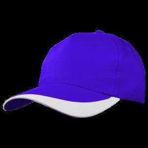 5 PANEL EDGE PEAK CAP
